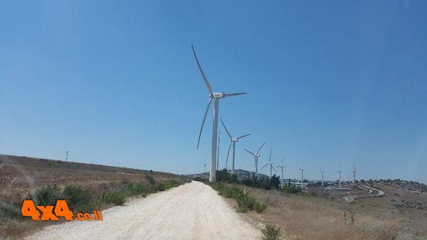 חוות הטורבינות לייצור חשמל