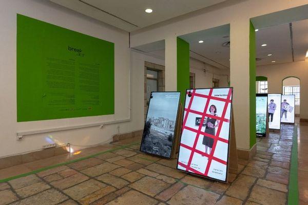 בצלאל וחברת הצבע נירלט משלבים כוחות בתערוכה 'Break/Out - מתווה יציאה'