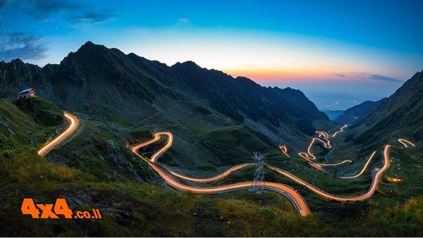 טיול כביש מיוחד ברומניה, קורס ניווט וטיולי ג'יפים בארץ