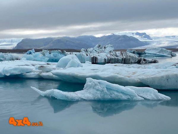 הלגונה הקרחונית יוקולסאארלון