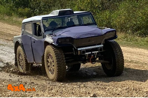 Fering Pioneer – רכב המסעות האולטימטיבי