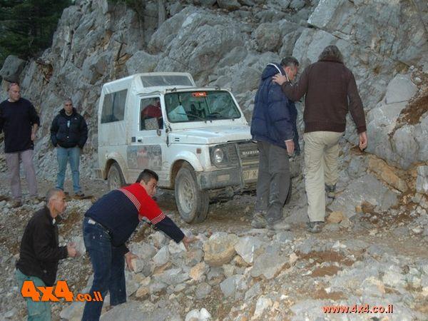 המסע מהים השחור לים התיכון - טורקיה, אפריל 2006
