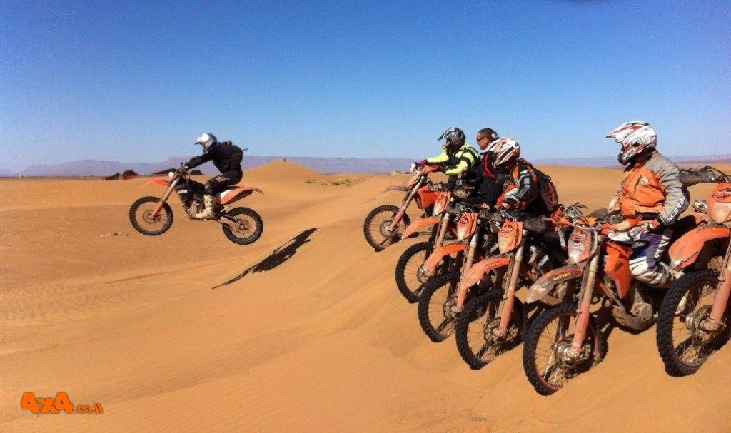 מרוקו - אופנועי שטח KTM, נובמבר 2011 Morocco off-road