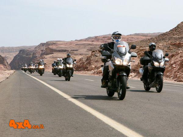 """פורום: פואד ז""""ל ומסע האופנועים (שלא יצא) למצרים"""