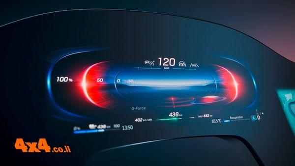 פורום: מרצדס מסמנת את העתיד - קולנוע בתוך הרכב
