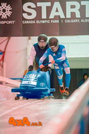 פורום: טויוטה מאמצת את הספורטאי האולימפי אדם אידלמן