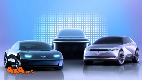 פורום: יונדאי מוטורס מציגה את סדרת האיוניק החשמלית העתידית: