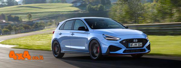 פורום: יונדאי Hyundai i30 N חדשה בקרוב בעולם