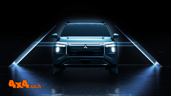 פורום: מיצובישי הציגה בתערוכת שנחאי רכב חשמלי חדש