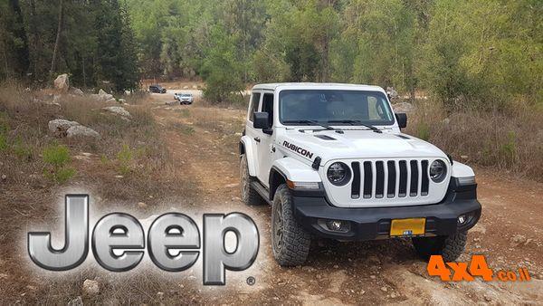 הדרכת נהיגת שטח - מועדון ג'יפ JEEP