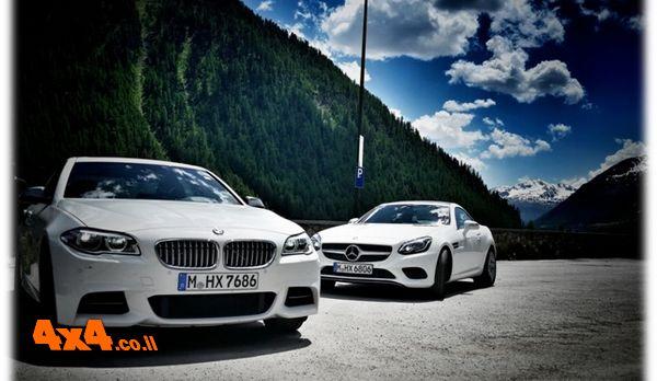 טיול נהיגה חוצה אירופה - 8 ימים - גרמניה, אוסטריה, שוויץ ואיטליה