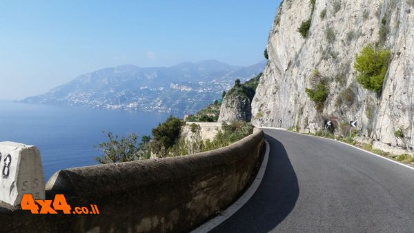 טיול נהיגה קולינרי בדרום איטליה 5 ימים