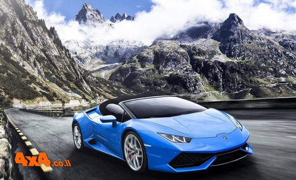 טיול נהיגה ל- 4 ימים במכוניות על - גרמניה, אוסטריה ואיטליה