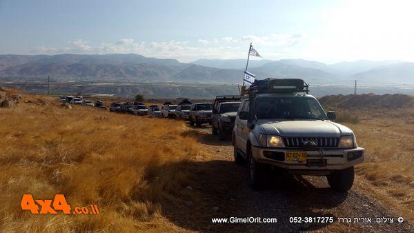 מסע חוצה ישראל חנוכה 2018