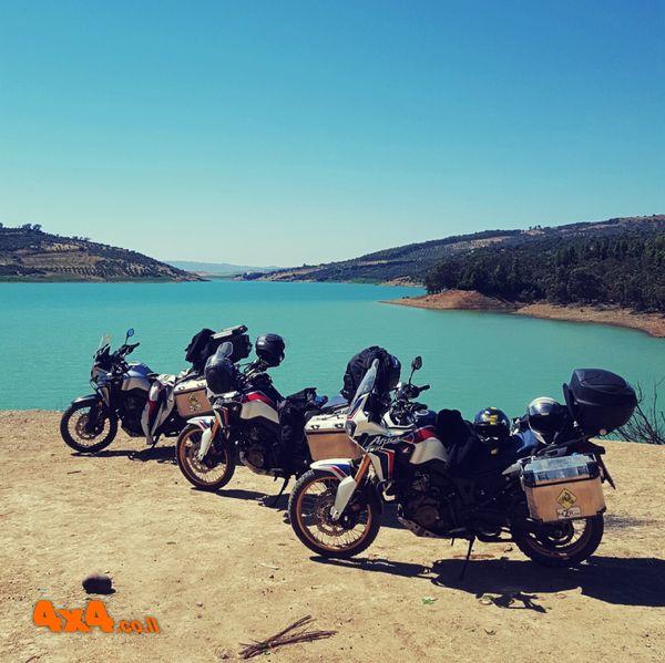 מרוקו - מסע אופנועים אדוונצ'ר כביש