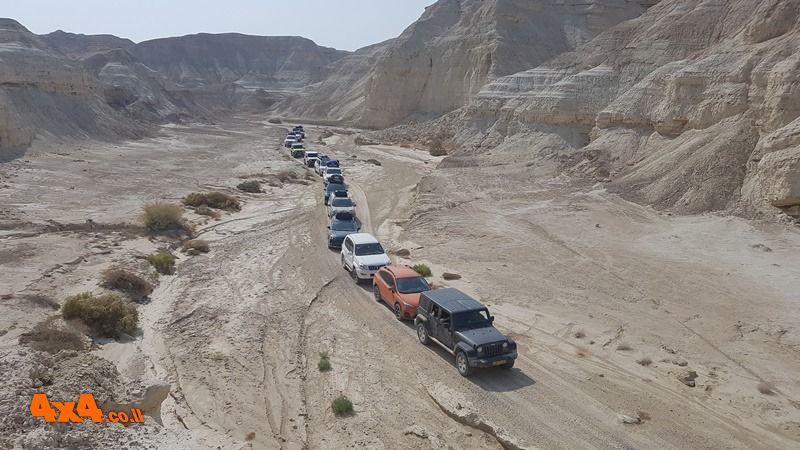 מסע חוצה ישראל לג'יפונים ללא הילוך כוח - סוכות 2020 - 04/10/2020