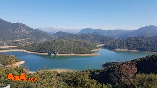 מסע לשבעה ימים ביוון האי אוויה ועומק הפלופונז