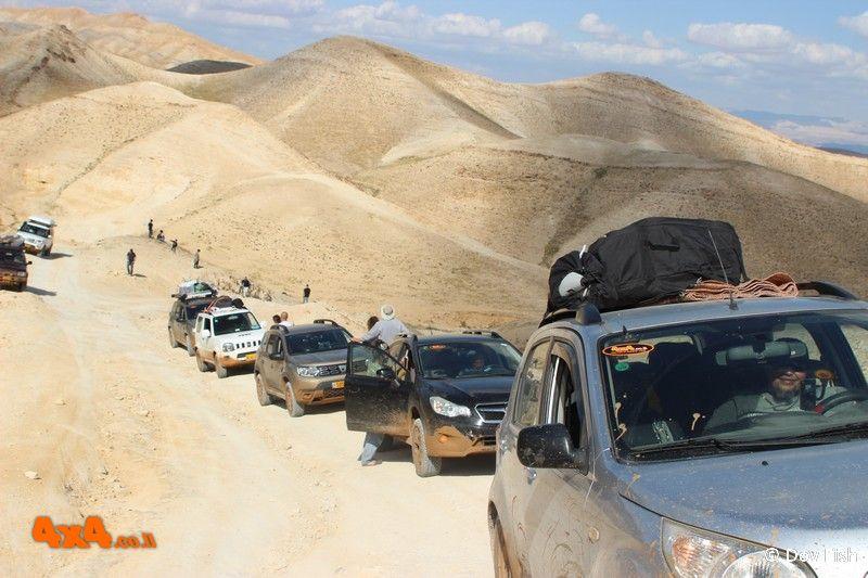 מסע חוצה ישראל בעבירות קלה  - פסח 2020 - 10/04/2020