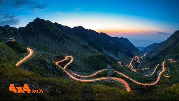 טיול נהיגה ספורטיבי ל-5 ימים  - רומניה
