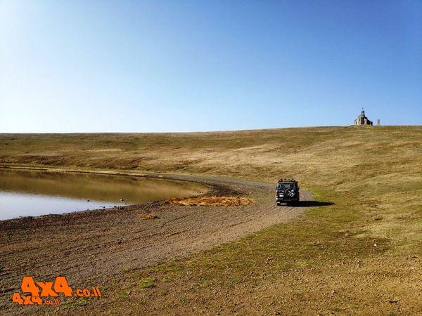 ארמניה לג'יפאים  - מסע פתיחת ציר - יוני 2020