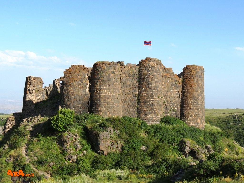 ארמניה לג'יפאים  - מסע פתיחת ציר - סוכות 2020 - 04/10/2020