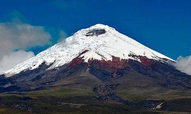צ'ימבורזו 6310 מ' וגם קוטופקסי 5897 מ' - אקוודור 2020