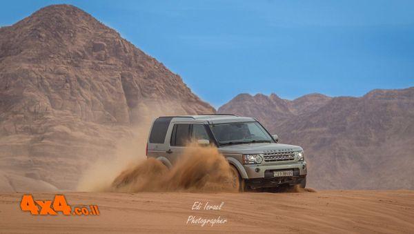 ירדן, טיול ג'יפים - נופים והסטוריה  3 ימים במדבר הדרומי של ירדן - קיץ 2020