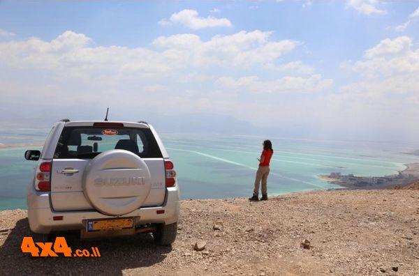 טיול אל נחל חמר שבדרום מדבר יהודה