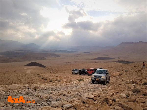 יומיים במדבר – מהערבה למכתש רמון