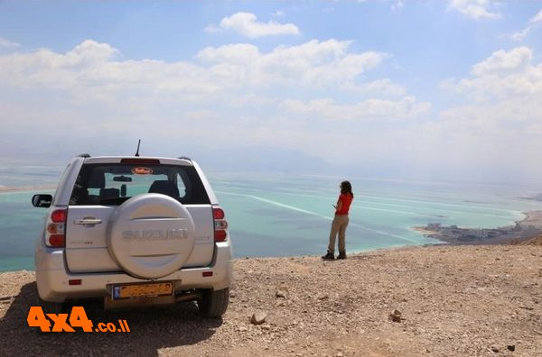 טיול במדבר יהודה