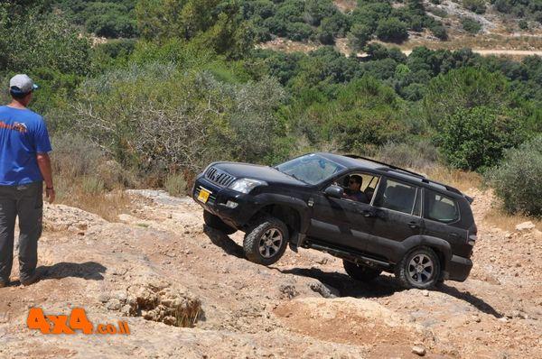 הדרכת טיפוס מעלות קשים בהרי ירושלים