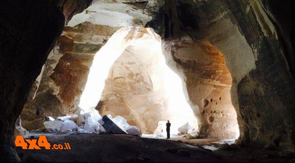 טיול משפחות מערות ואמנים לשפלת יהודה