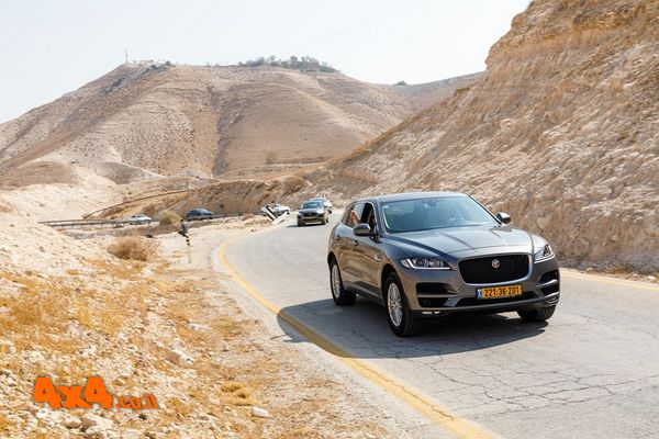 טיול נהיגה סובב ישראל - צמוד לגבולות המדינה