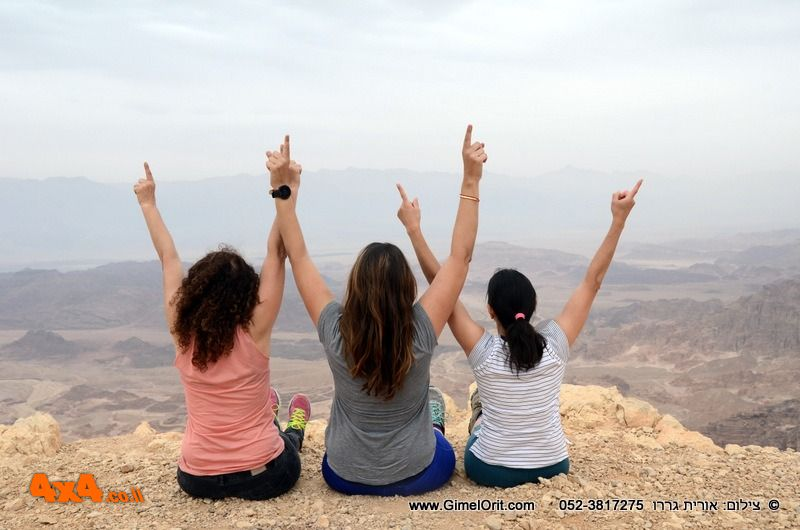 מסע חוצה ישראל לנשים בלבד  - 20/07/2021