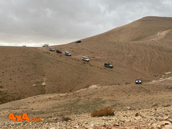 יומיים במדבר יהודה - חנוכה 2020 - 18/12/2020