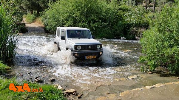 דרך בורמה - נחל כסלון - ונחל רפאים