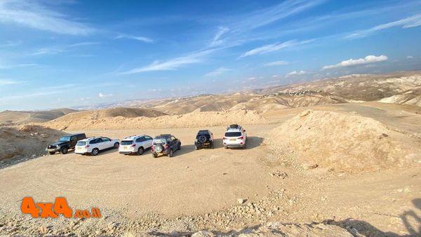 טיול משפחות - פניני צפון מדבר יהודה