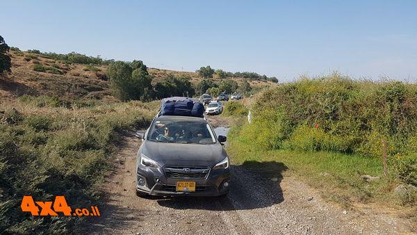 מסע חוצה ישראל משפחתי – בראש שקט - איסתא
