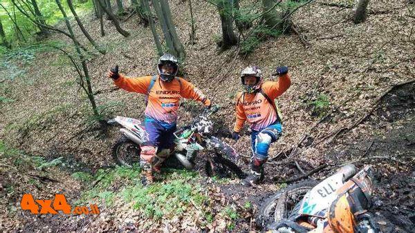 טיול אופנועי אינדורו - בולגריה 2021