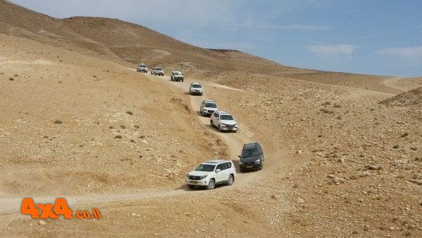 טיול למדבר יהודה - מרסבא