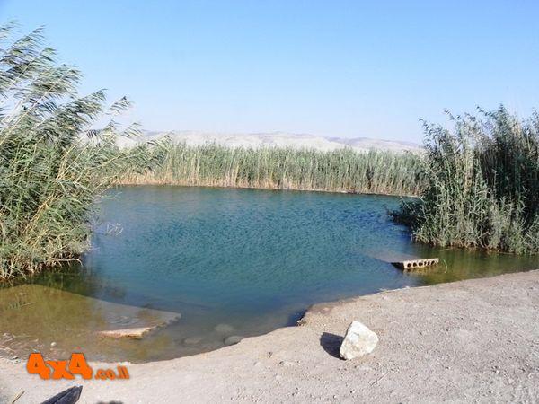 טיול מים בגלבוע ובעמק המעיינות