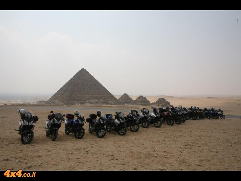 פורום: מסע סוזוקי ויסטרום למצרים 2