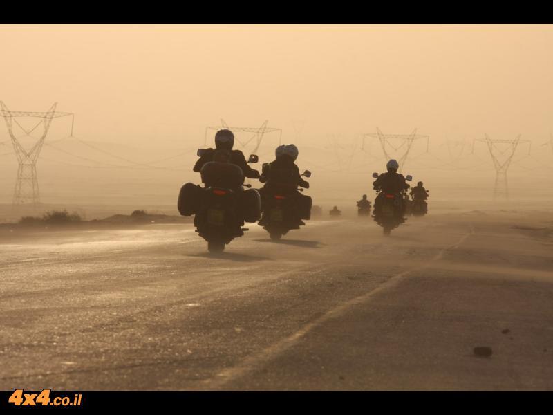 פורום: מסע סוזוקי ויסטרום למצרים 1