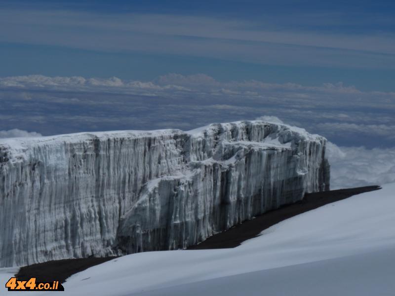 הקרחון שבפסגה
