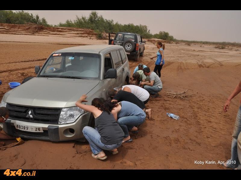 פורום: החילוץ במרוקו 2010