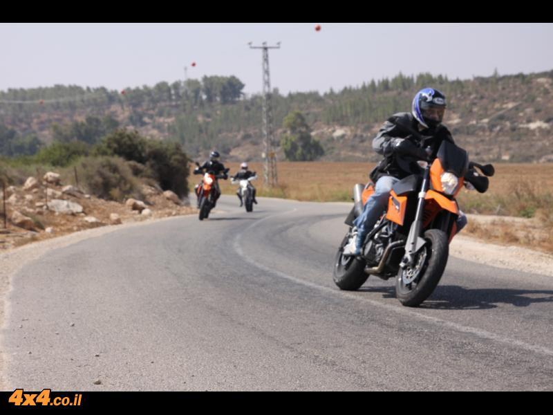 פורום: שישי כביש עם KTM