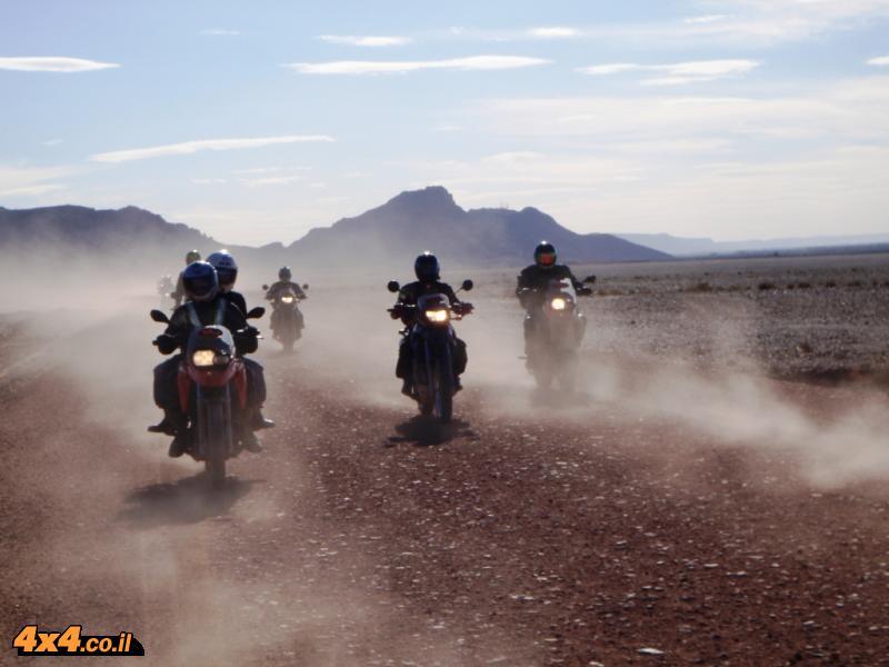 פורום: סובב מרוקו אופנועי כביש
