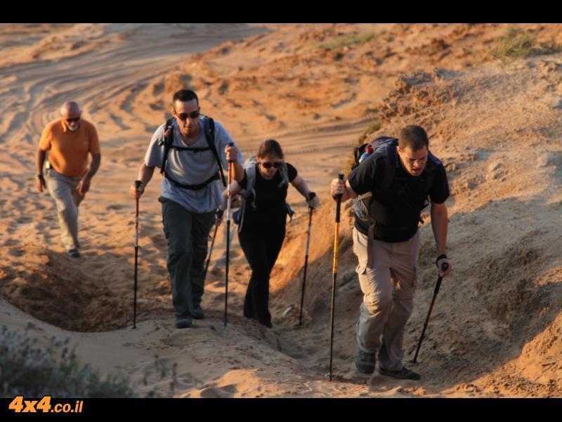 פורום: מפגש קבוצה לפני הטיפוס לפסגה..