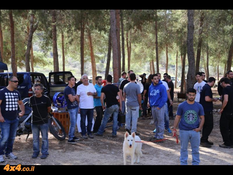 המשתתפים: