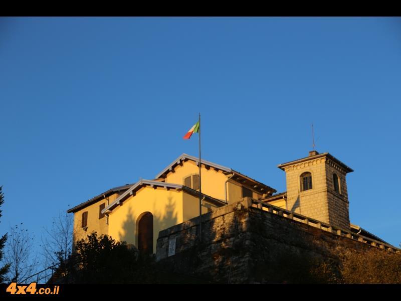 תמונות מהיום הראשון באיטליה